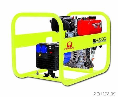Генератор Pramac  E4500