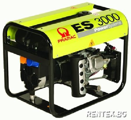 Генератор Pramac  ES3000 + AVR