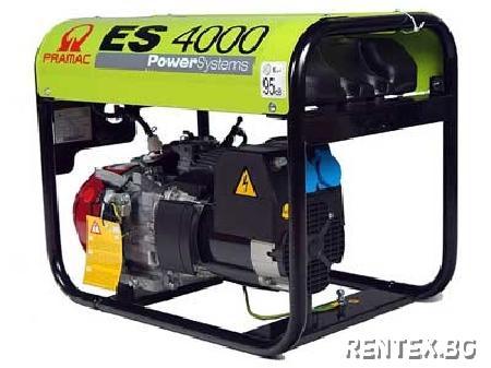 Генератор Pramac  ES4000 + AVR
