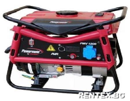 Генератор Powermate PMV1200 + AVR