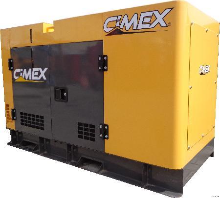 Индустриален генератор Cimex SDG20