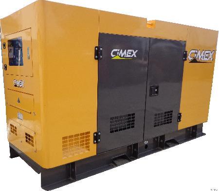 Индустриален генератор Cimex SDG60
