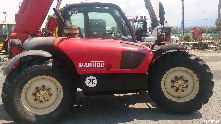 Telescopic handler Manitou 932